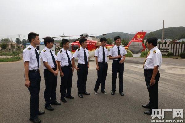 大连金石滩旅游度假区再次开通直升机观光项目