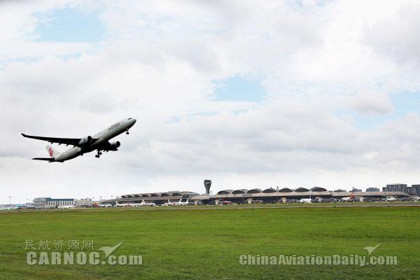 青岛机场7月旅客吞吐量突破220万