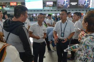 截止19时 成都机场已保障救援航班8架次