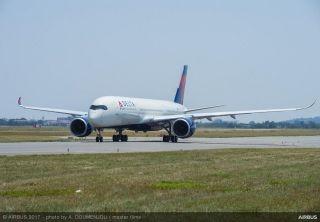 市场周报:达美2018年将用A350飞北京、上海