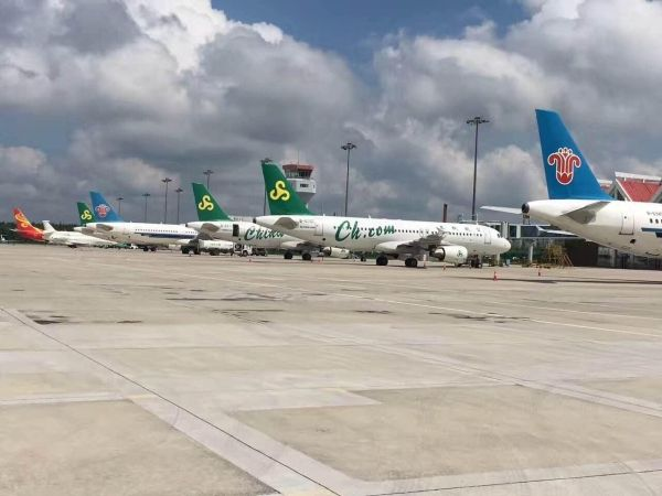 长白山机场单日旅客吞吐量创新高