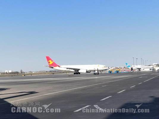 天津航空加密天津=乌鲁木齐航线 A330执飞