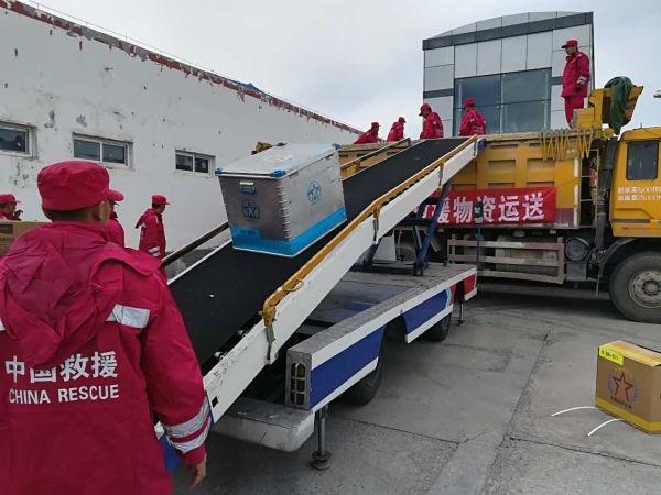 九黄机场持续做好九寨沟抗震救灾保障工作