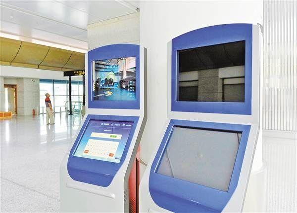 """高科技设备""""扎堆""""重庆机场T3航站楼"""
