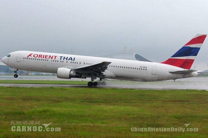 南昌至泰國曼谷航班達每周32班 創歷史新高