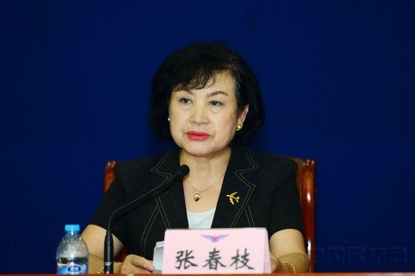 张春枝:准备充足运力做好灾区后续航班恢复工作