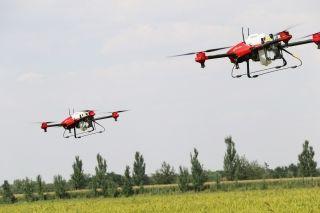 民航局等三部门:在6省开展植保无人机应用试点