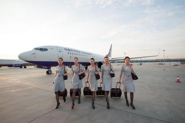乌鲁木齐航空为援疆建设搭建空中桥梁
