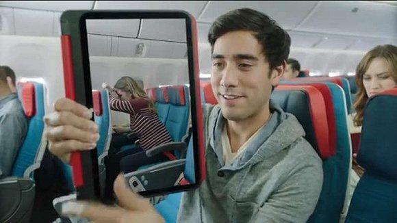 航空安全短片或是航司品牌营销新思路6