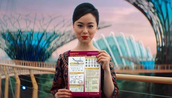 航空安全短片或是航司品牌营销新思路1