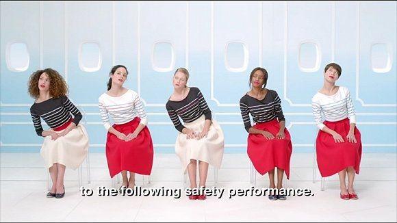 航空安全短片或是航司品牌营销新思路5