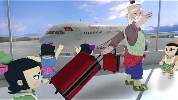 航空安全短片或是航司品牌营销新思路12