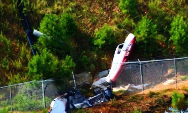 一架Piper Cherokee140飞机在佐治亚州坠毁