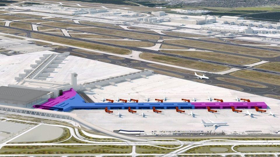 法兰克福机场明年开建低成本航企航站楼