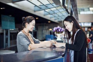 青岛航空售票处:一个有故事的温情驿站