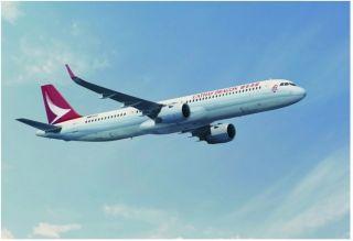 国泰航空集团订购32架空客A321neo飞机