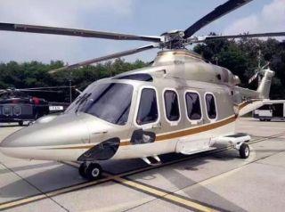 金汇通航圆满完成AW139新机组装试飞工作