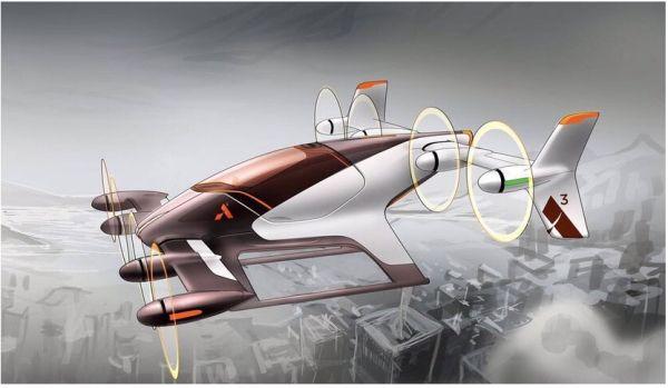 未来通勤方式?空客无人驾驶飞行出租车将试飞