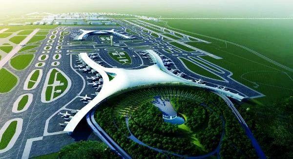 图解重庆机场T3航站楼交通线路