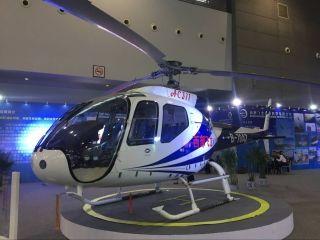2017中国国际通航大会航空设备器材展。