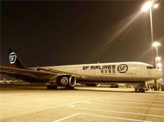 顺丰航空开通首条国内直飞河内货运航线