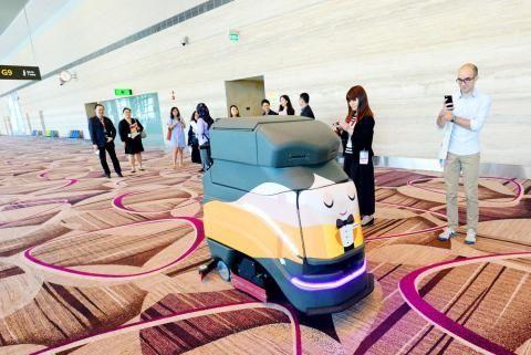 创新科技引领未来机场 数字革命机遇与挑战并存