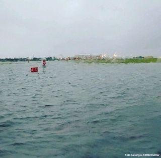 民航早报:飓风致美国超12000航班延误或取消
