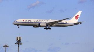 中国航企踏上发展快车道 数年内或超越美三大航