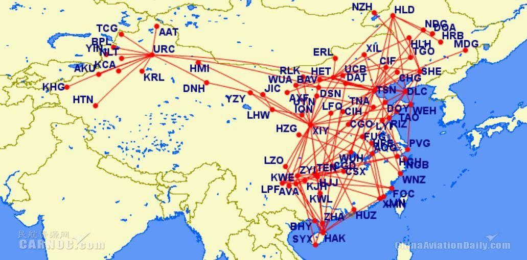 天航:从成本和收益两方面 探讨支线航空发展