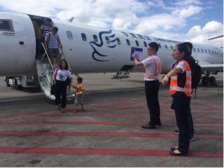 华夏航空率先实现重庆机场跨航站楼中转保障