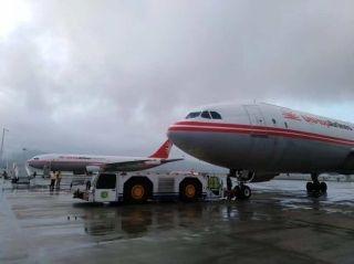 友和道通航空增加昆明至印度全货机航班