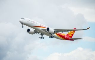A350 aircraft of Hong Kong Airlines