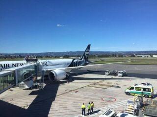 乘客引发混乱 新西兰航空一航班转降阿德莱德