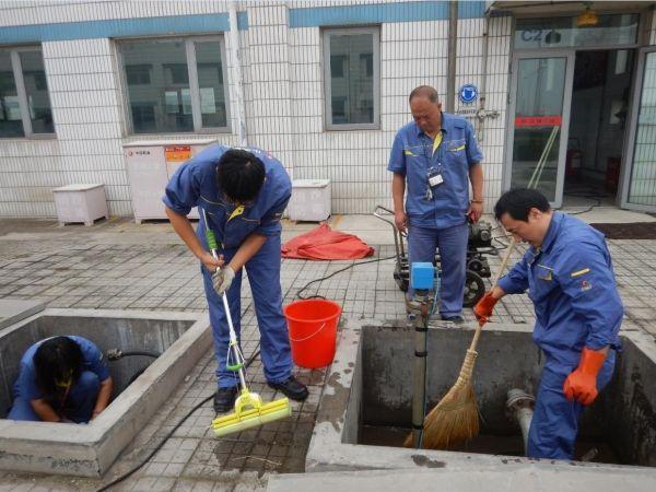 华北公司第一油库秋季换季工作有序开展