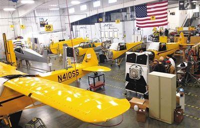 辽宁企业收购美国小熊飞机公司 半年后投产