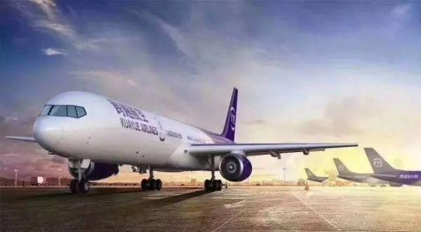跨越速运又出大招:跨省件6小时达,大飞机入列!