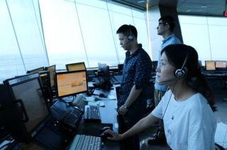 天津空管助力全运会召开 保障进出港航班469架次