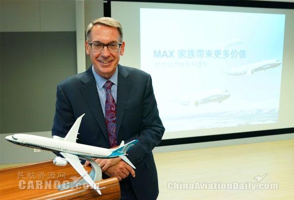 波音预测中国未来20年需要7240架新飞机