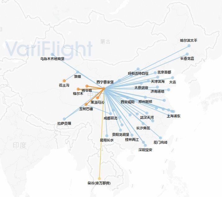 青海省机场发展综合分析4