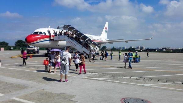 安庆机场2017年旅客吞吐量突破32.6万人次