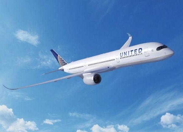 民航早报:美联航增购10架空客A350-900飞机