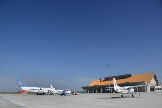 富蕴机场完成暑运期间各项运输生产保障工作