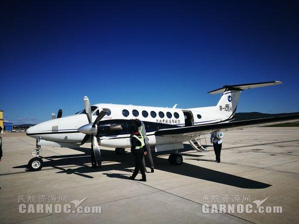 内蒙古通航开通加格达奇-海拉尔-扎兰屯航线