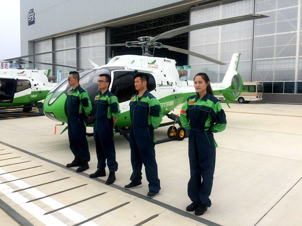 九九九空中救护在山东全省范围开展专业服务