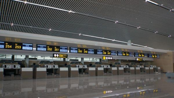国产行李系统助力重庆机场高效运行