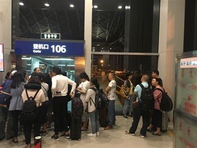 飞美国航班延误近15小时 因机长带错护照?