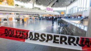 民航早报:法兰克福机场发生催泪瓦斯袭击事件