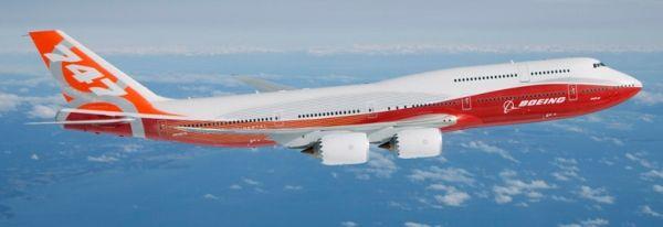 土耳其航空与波音谈判 欲购8架747-8飞机