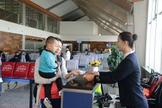 富蕴机场1至8月运输吞吐量再创新高