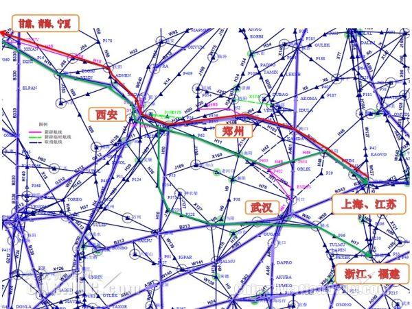 空管周报:沪兰大通道正式实施 空中丝路贯通